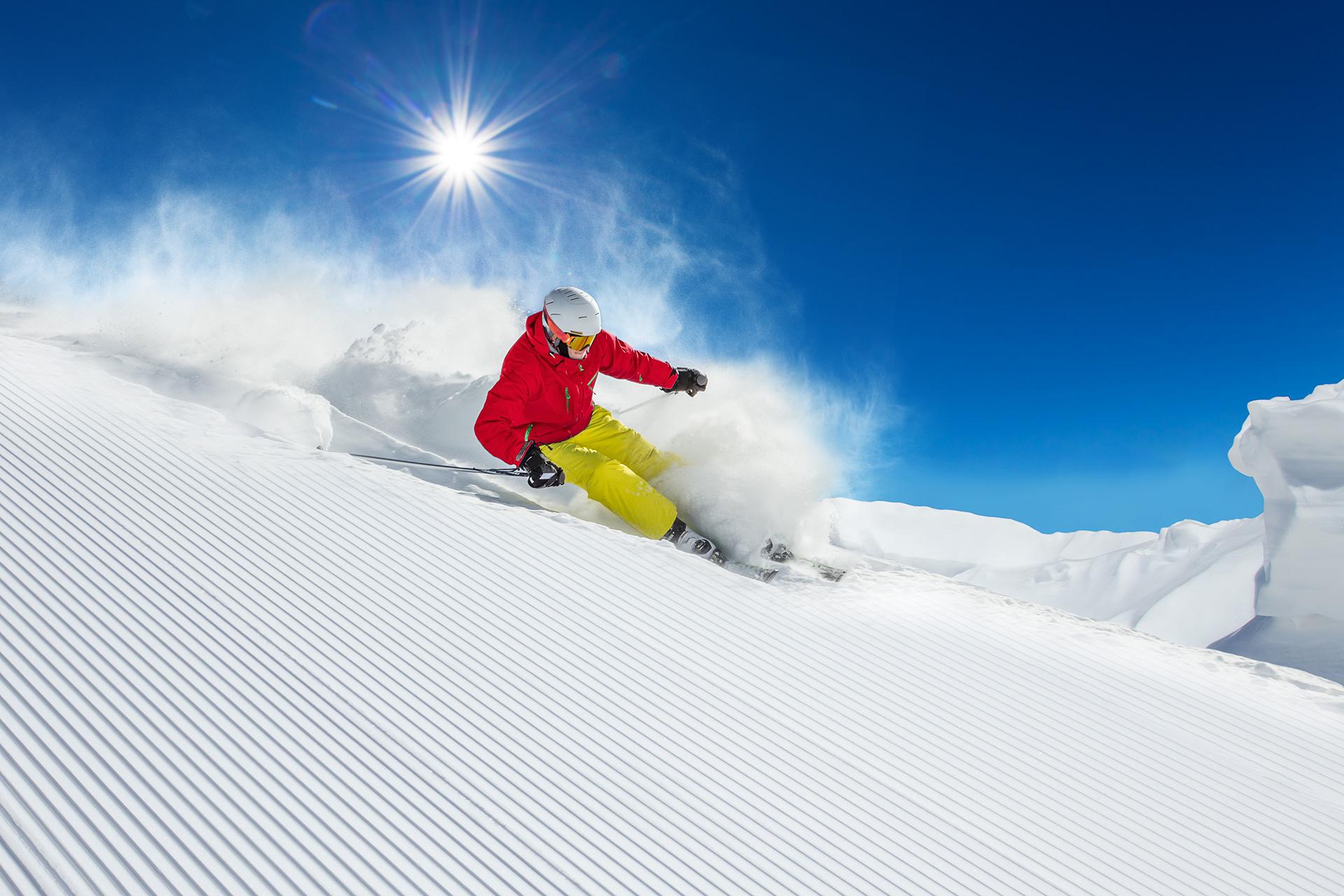 Técnico Deportivo Nivel 1 Esquí Alpino