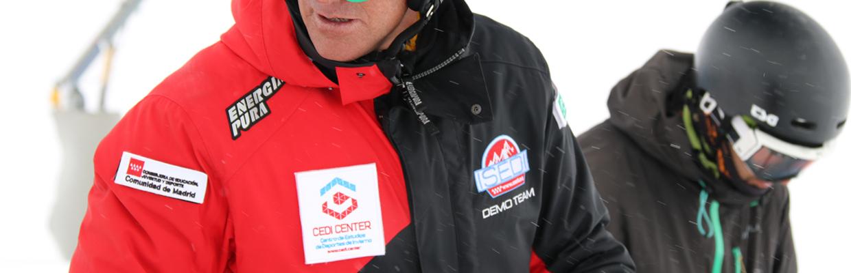 demoTEAM Esquí Alpino