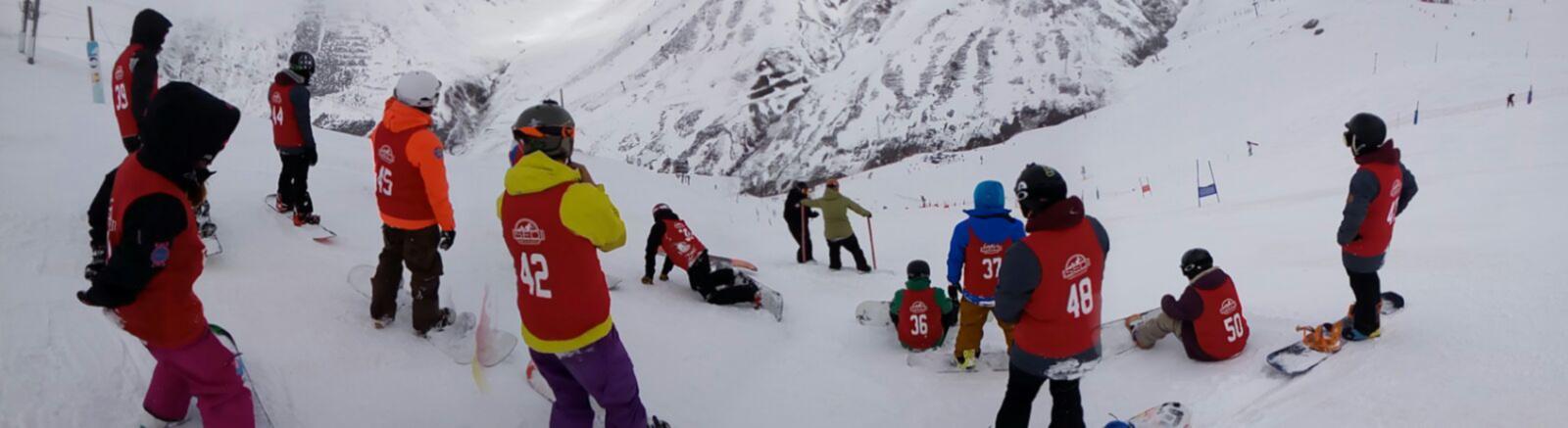 Pruebas de Acceso Snowboard