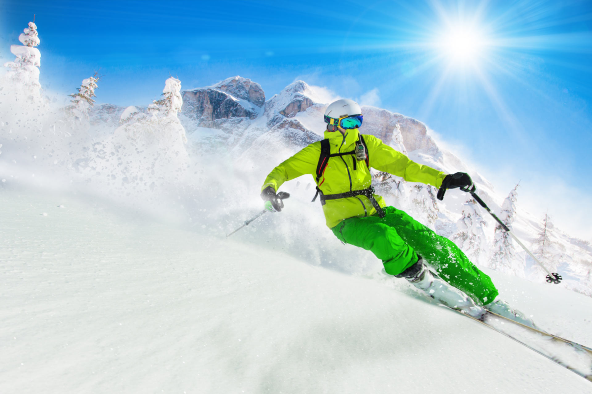 TD2 Esquí Alpino