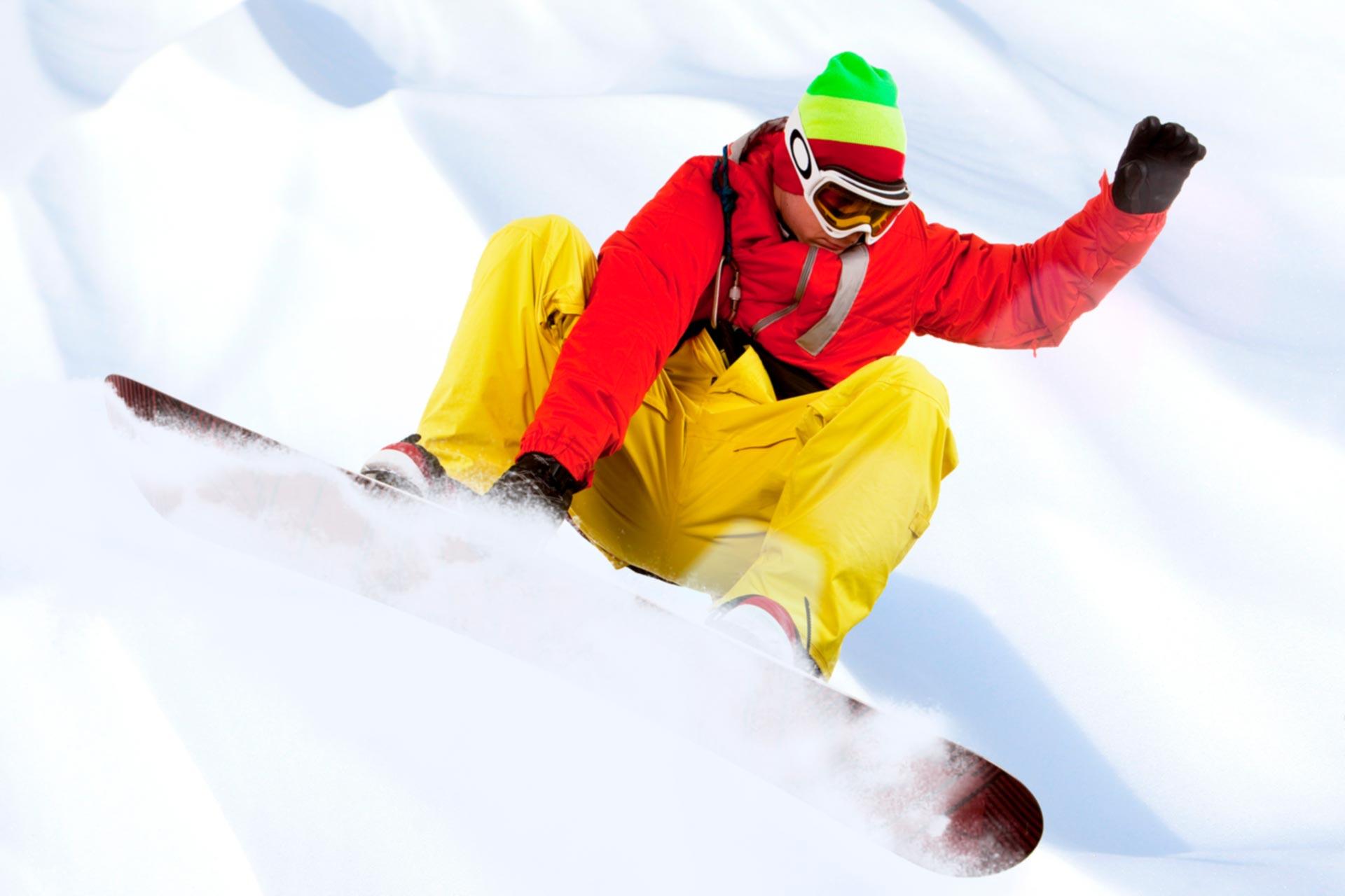 TD2 Snowboard