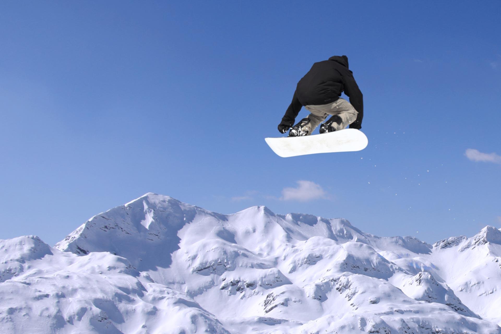 TD3 Snowboard