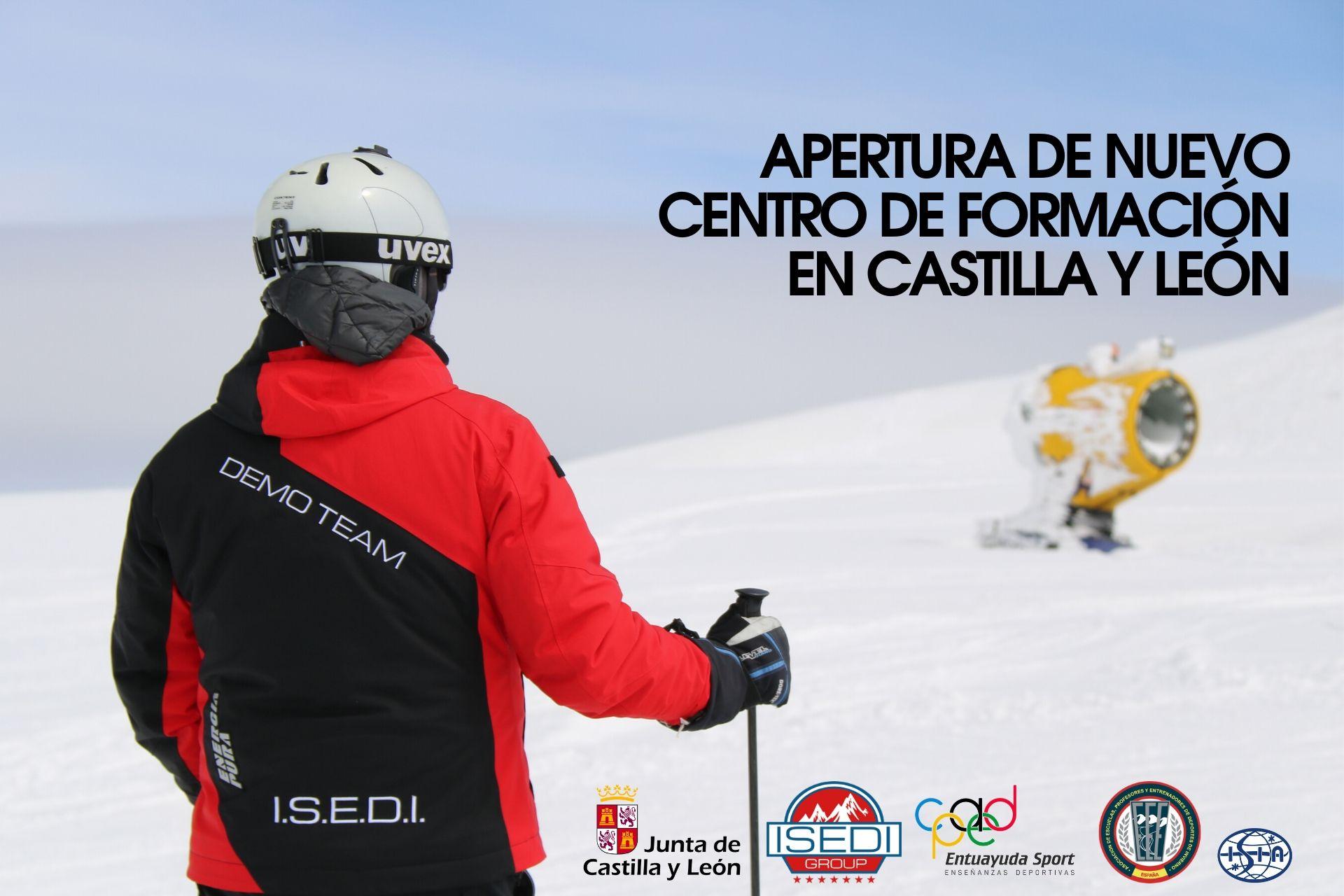 Nuevo Centro de Formación en Castilla y León