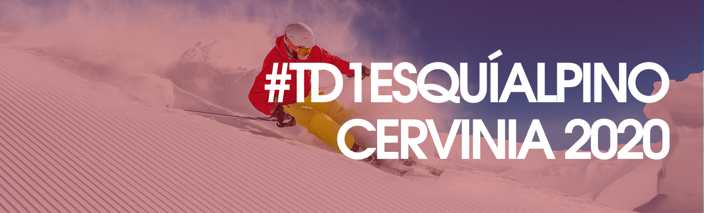 TD1 Esquí Alpino Cervinia 2020