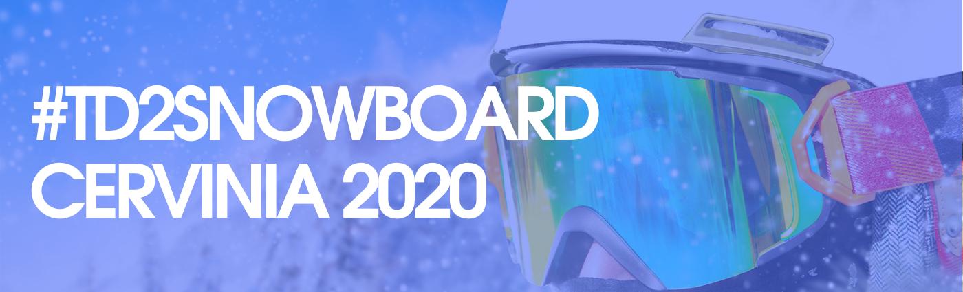 TD2 Snowboard Castilla y León | Cervinia 2020