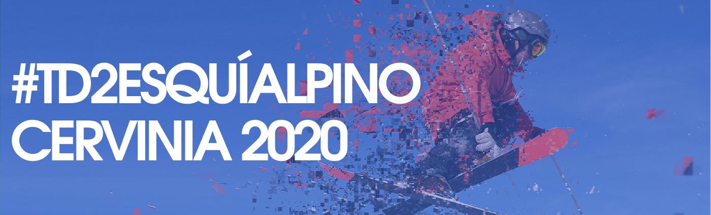 TD2 Esquí Alpino Castilla y León | Cervinia 2020