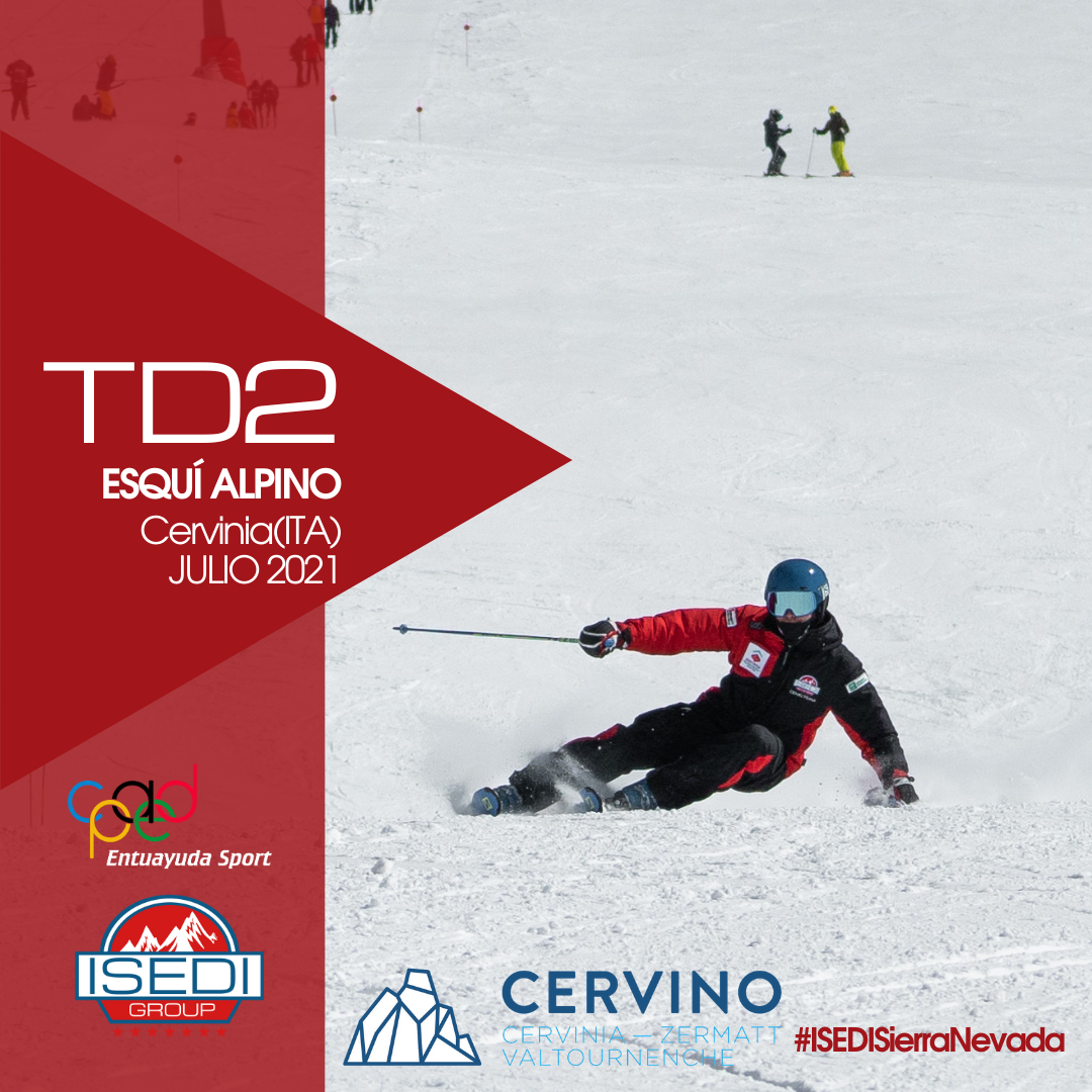 TD2 Esquí Alpino Cervinia 2021